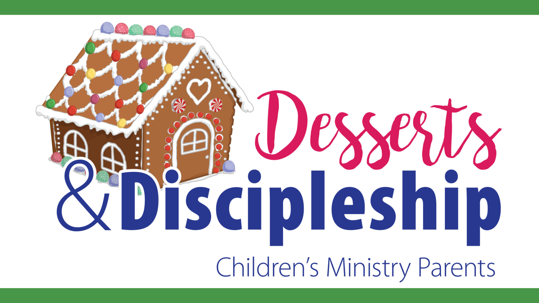 Desserts and Discipleship: Christ-Centered Christmas