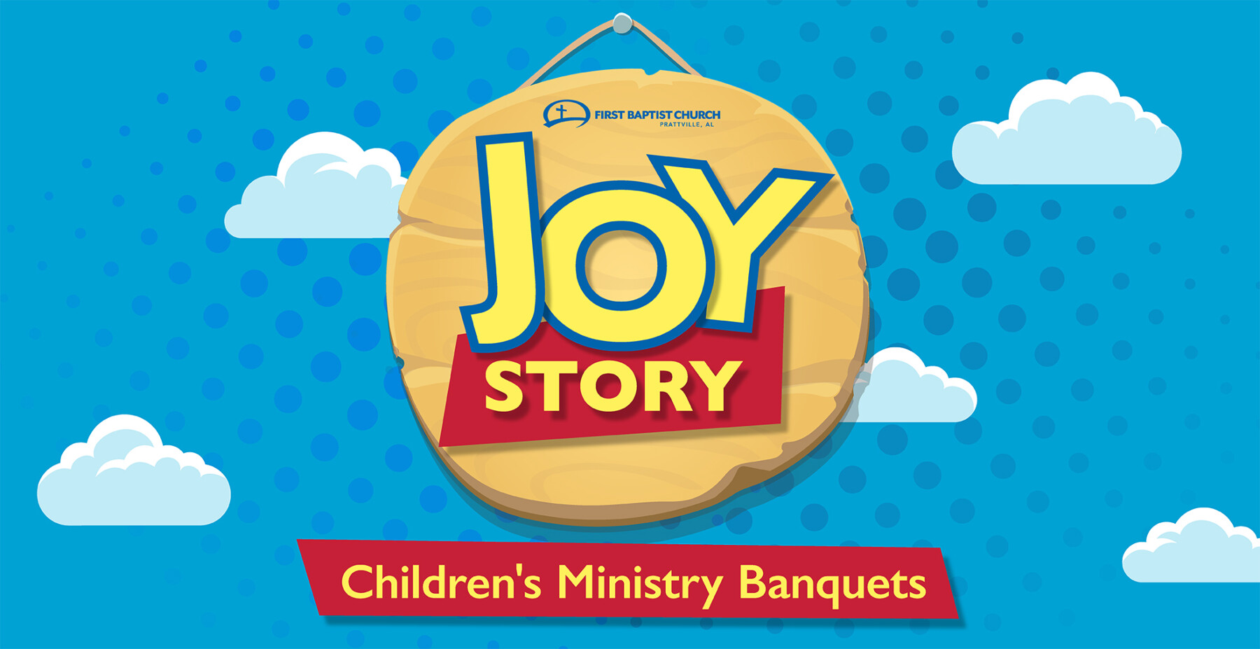 Joy Story: Children's Ministry Banquets